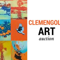 ClemenGold Charity Art Auction