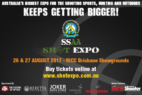 Browns Plains Firearms - SSAA Shot Expo at Royal