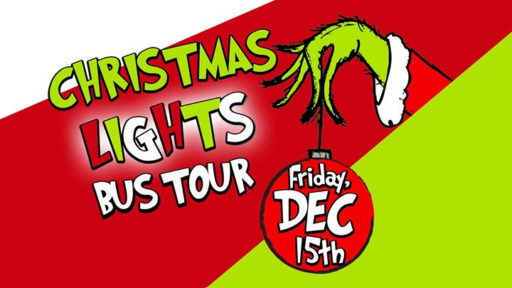Christmas Lights Bus Tour @ Fort City Church | Fort McMurray | Alberta | Canada