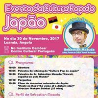 Evento da Cultura Pop do Japo in Luanda Angola