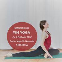 Seminari di Yin Yoga