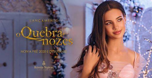 Showroom Coleo Pr 2020 O Quebra-Nozes
