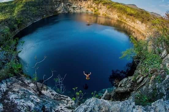 Monte Rio Ca >> Cenotes Candelaria - Rio Azul - Cimarron - Laguna ...