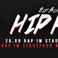 Dig it Rap im Stadtpark warm-up special