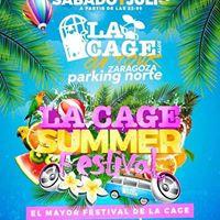 La Cage on Tour Parking Norte Expo