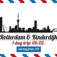 Semester Welcome Special Discover Holland Trip to Rotterdam &amp Kinderdijk