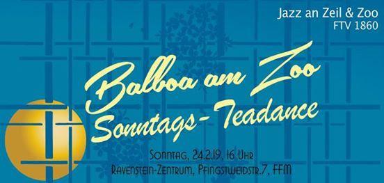 Balboa am Zoo Sonntags-Teadance
