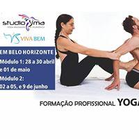 Yoga Massagem Ayurvdica Curso de Formao Profissional
