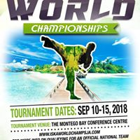ISKA Amateur World Championships 2018