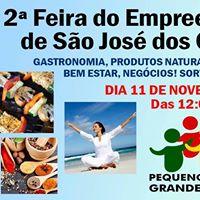 2a Feria do Empreendedor de So Jos dos Campos