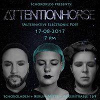 Attention Horse (Alternative Electronic Pop)