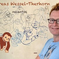 Animation and Voice-over with Andreas Wessel-Therhorn