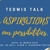 TEDwis Aspiration - The 12th TEDwis Talk at Wellspring