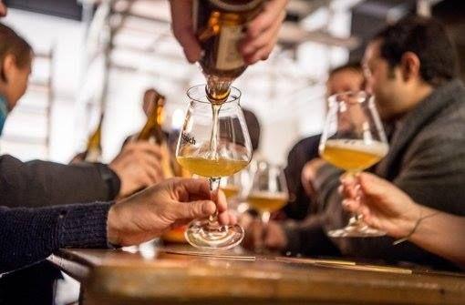 Craft Beer Tasting - 04.03.2019