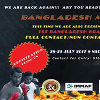Bangladesh MMA League - 2