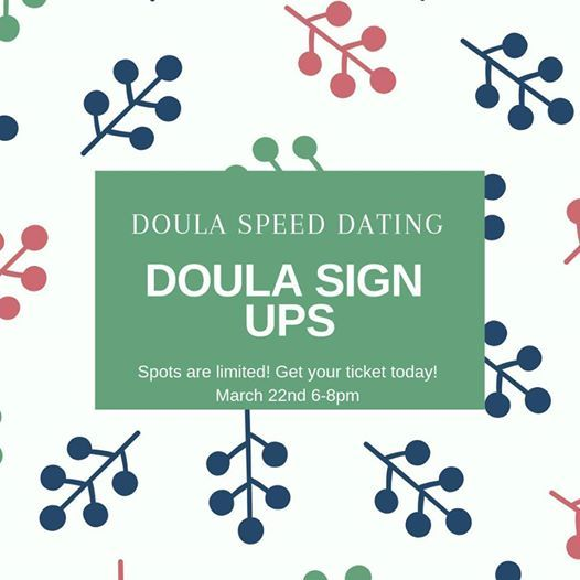 Doula Speed ​​dating