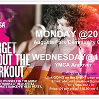 Zumba YMCA Andover Wednesday  28.02.2018
