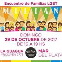 Familiando encuentro de familias LGBT de Mar del Plata