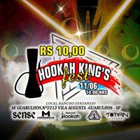 Hookah KINGS FEST