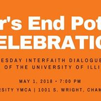 Years End Potluck Celebration  First Tuesday Interfaith Series