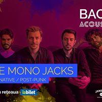 The Mono Jacks acustic la Jardin Timioara  Backyard Acoustic