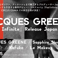 Jacques Greene Japan Tour Osaka Supported by Drawing