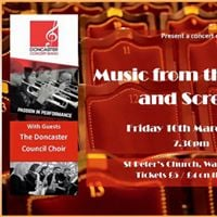 DCB &amp DCC present Music from the Stage and Screen