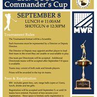 Commanders Cup