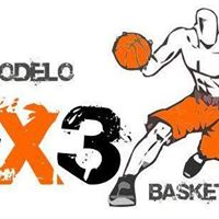 Campeonato beneficente Modelo 3x3 Basketball