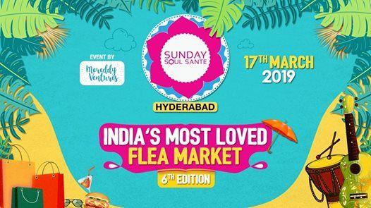 Sunday Soul Sante Hyderabad 17th March 2019 (6th Edition)