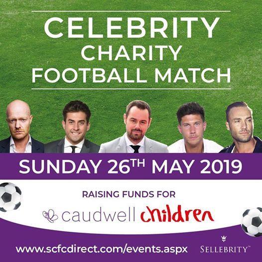 Celebrity Football Match