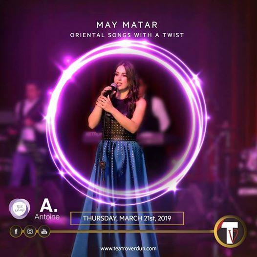 May Matar Live