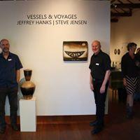 Artist Talk with Jeffrey Hanks &amp Steve Jensen