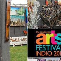 The Southwest Arts Festival Indio 2018