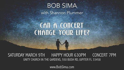 Jupiter FL Bob Sima in Concert