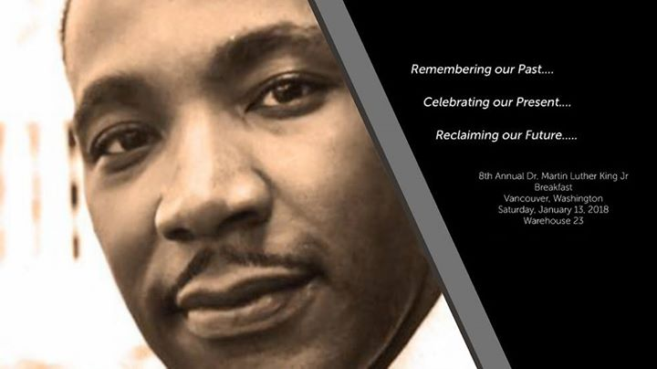 8th Annual Dr. Martin Luther King Jr. Breakfast Celebration