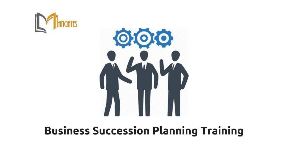 Business Succession Planning Training in Houston TX on Apr 19th 2019