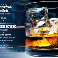 Kiskrt a Whiskyk vilgban