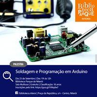 Bancada de Soldagem  Programao em Arduino Bsica