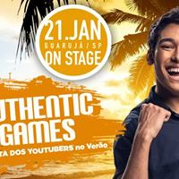 Authentic Games 2101 - GuarujSP - OnStage