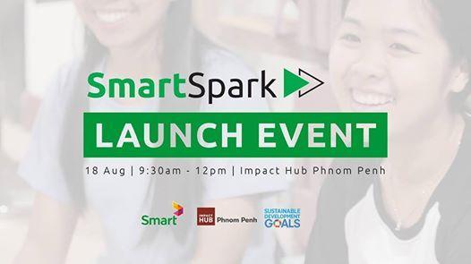 SmartSpark Launch Event