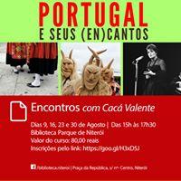 Portugal e seus (en)cantos