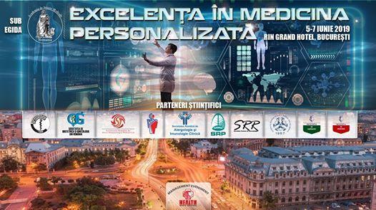 18 EMC 18 EFC Excelenta in medicina personalizata 5-7 Iunie 2019