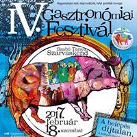 IV. Gasztronmiai fesztivl s bllrverseny