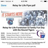 Team Generations kick off Fundraiser at the soundtigers