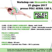 Alessandra Marchetti Workshop 25 Giugno 2017