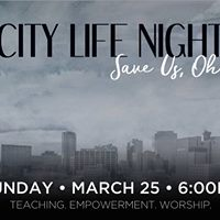 City Life Night