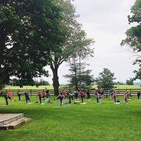Yoga in the Village (Round 2)
