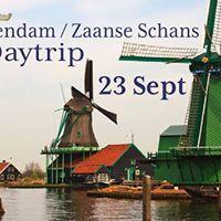 SOLD OUT Daytrip Volendam  Zaanse Schans