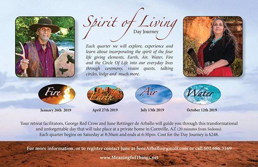 Spirit of Living Day Journey